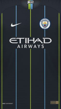 Away kit 18/19 Soccer Kits, Football Kits, Soccer Poster, Football Posters, Manchester City Wallpaper, Football Background, Ronaldo Wallpapers, Sports Team Logos, Pep Guardiola