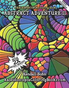 Abstract Adventure II: A Kaleidoscopia Coloring Book (Volume 2) by Kendall Bohn http://www.amazon.com/dp/1508511101/ref=cm_sw_r_pi_dp_ah7Bvb1GNYJ60