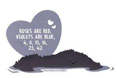 LOST valentine :)