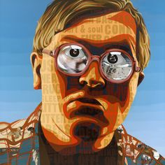 Bubbles Painting From Trailer Park Boys by Borbay