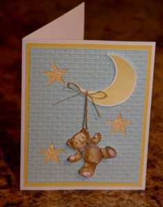 Sent down from above by mayodino - Cards and Paper Crafts at Splitcoaststampers