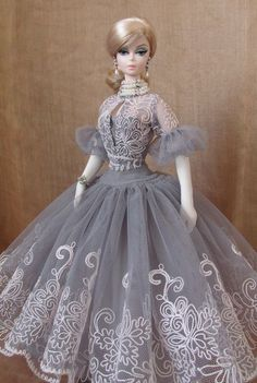 Image result for images of pretty collectors barbie dolls
