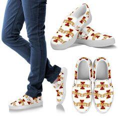 Cyclones Men's Slip On Shoes – Paragon Apparel