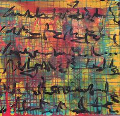 Visual Poetry and Asemic Writing: The Right of Writing