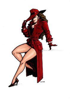 Where in the World is Carmen Sandiego? | ipledgeafallegiance