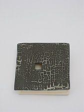 Ceramic Brooch by Lori Katz