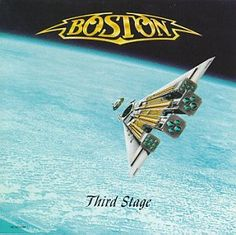 Third Stage. 3rd album released by Boston in September 1986.