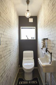 Home Reno, Small Bathroom, Sweet Home, House Design, Interior, Decor, Tiny Bathrooms, Powder Room, Sewing Lessons