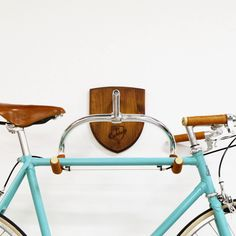 Hangers for Prized Rides by KP Cykler #MONOQI