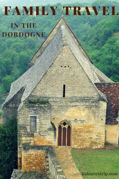 Family travel in the Dordogne region of France is often overlooked. With cave paintings, castles, and stunning landscapes don't miss out on this gem.