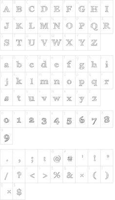 Archistico Tipo de letra para descargar - Las mejores Fonts para descargar gratis