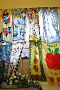 Upcycle: Tea Towels