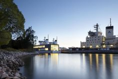 Arctia Headquarters / K2S Architects