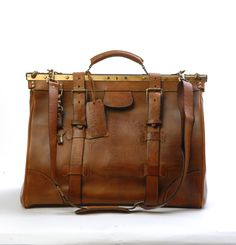 Sandast Leather Goods (I've a very old leather case with brass zipper. Love it use it all the time)