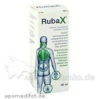 #RUBAX, 30 ML, Dr. Fischer Gesundheitsprodukte GmbH