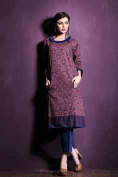 Khaadi Unstitched Winter 2015 Collection