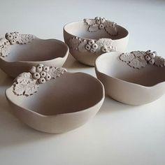 pottery painting ideas DIY Projects Handmade pottery photography, Handmade pottery for beginners, Handmade pottery tutorial, Handmade pottery t Hand Built Pottery, Slab Pottery, Pottery Plates, Pottery Vase, Ceramic Pottery, Thrown Pottery, Pottery Wheel, Ceramic Clay, Ceramic Bowls