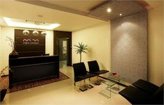 M & M Connect office interiors, Bangalore -SAVIO and RUPA Interior Concepts Bangalore Residential Interior Design, Interior Design Companies, Modern Interior, M Office, Wall Textures, Interior Concept, Office Interiors, Textured Walls, Floors