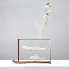 Andrea Branzi at the Triennale Design Museum in Milan