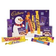 Cadbury Snowman Selection Box at Ocado Selection Boxes, The Selection, Christmas Competitions, Grocery Deals, Online Supermarket, Printable Coupons, Christmas Treats, Gourmet Recipes, Chocolate