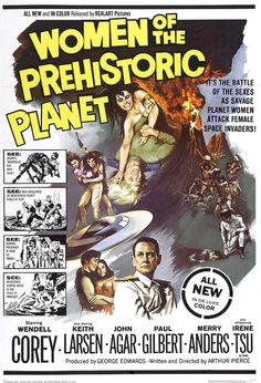 1966 ... savage planet women!