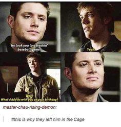 Deans face!!