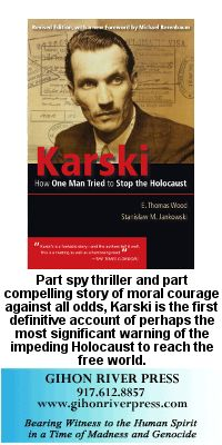 Karski: How One Man Tried to Stop the Holocaust