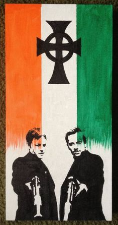 Boondock Saints art