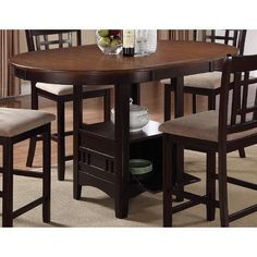Darby Home Co Bridwell Counter Height Dining Table