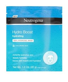 Neutrogena Hydro Boost Hydrating 100% Hydrogel Mask, $2.99