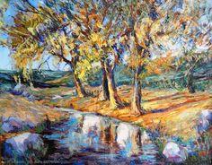 Artwork >> Julio Ducuron >> 'OtoB1o in the pond'