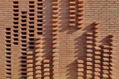 arquitectura moderna fachada celosia - Cerca amb Google