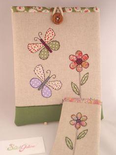 Stitch Galore Textile note books