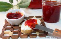 Ideas que mejoran tu vida Canapes, Chutney, Chocolate Fondue, Jelly, Panna Cotta, Pudding, Snacks, Cake, Ethnic Recipes