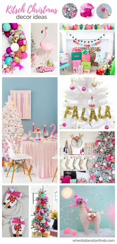 My top 5 fabulous Christmas decorating ideas | When It Alteration Finds