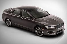 2017 Lincoln MKZ | Uncrate