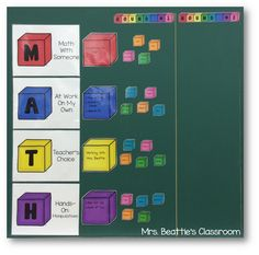Who's Who and Who's New: Guided Math in the Primary Classroom