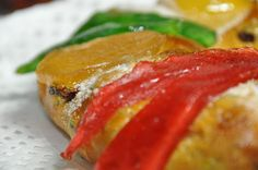 Bolo Rei (Portugese King's Cake for the Feast of Epiphany)