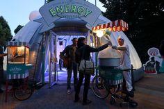 #WiredNextFest - EnergYnnovation Circus #events #GDFSUEZ