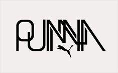 Puma Logos by Ross Dickson, via Behance Cheetah Logo, Smile Wallpaper, Branding Design, Logo Design, Fashion Design Template, Logos, Sports Graphics, Visual Communication, Fashion Branding