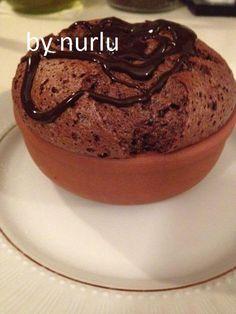 bol çikolatalı sufle