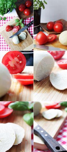 veganer Mozzarella Rezept