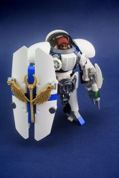 """starcraft_medic_lego3"" by cid1943: Pimped from Flickr"