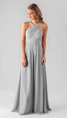 7980cc1fdc Elena. Kennedy Blue Elena Bridesmaid Dress