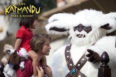 Boro the Yeti - Mallorca  #mascot #costume #character #yeti #mallorca