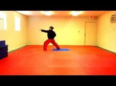 ▶ Dan Gun Tae Kwon Do Form - Slow - YouTube