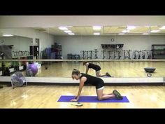 Diastasis Recti Exercises That Will Flatten Your Belly - YouTube
