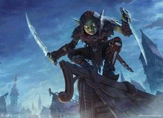 Goblin Assassin by Vablo on DeviantArt