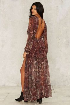 The Jetset Diaries Labyrinth Maxi Dress - Clothes | Fall Bohemia | Maxi Dresses | Red Dresses