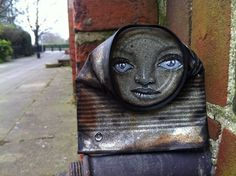 Artist Paints Faces on Cans Found Littered on the Street - My Modern Metropolis